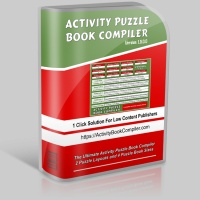 Activity Puzzle Book Compiler Major Update 1.5.0