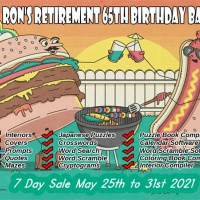 Ron's Retirement Birthday Bash