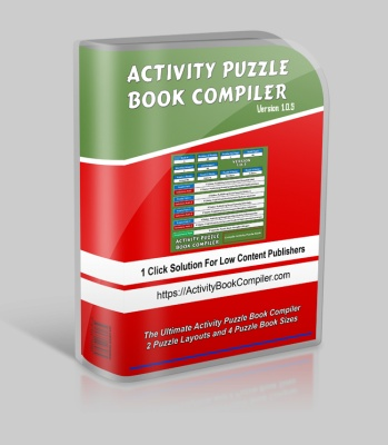 Activity Puzzle Book Compiler